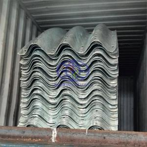 big corrugation corrugated steel culvert for 6meter diameter culvert